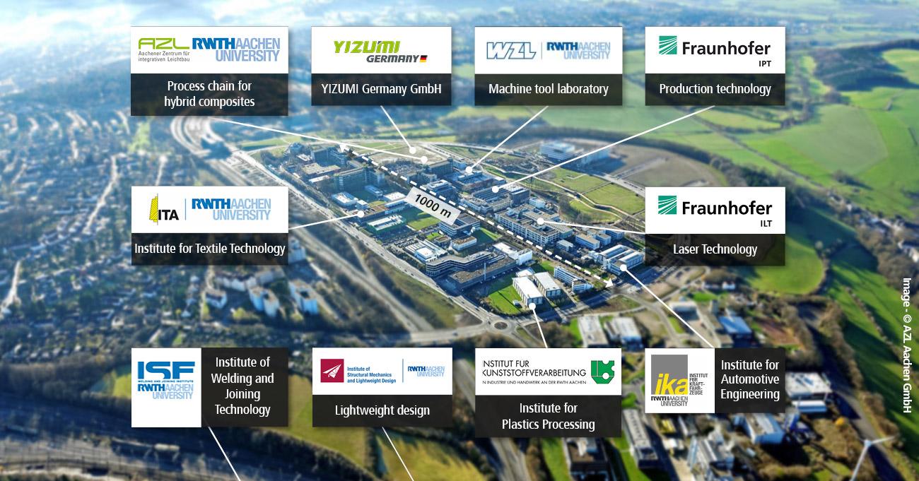 YIZUMI Germany GmbH | Spritzgießmaschinen