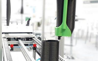 """Neue hybride Anlagenserie """"SpaceA"""" zur additiven Fertigung – Zusammenarbeit mit Aachener IKV"""