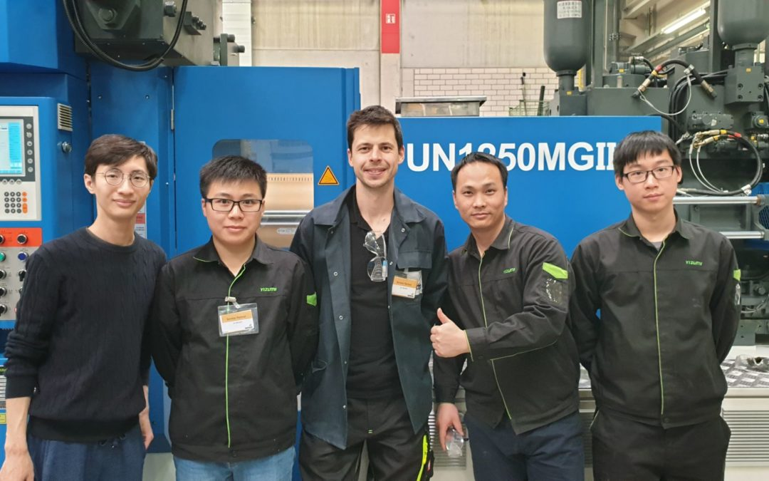 Lightweight construction with magnesium thixomolding – Smart engineering solutions from Yizumi