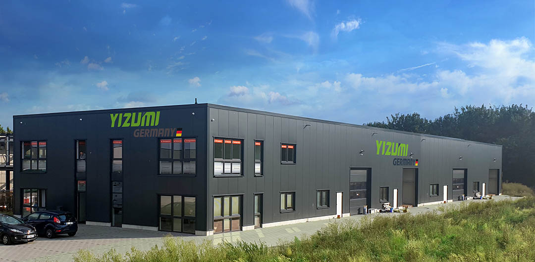 Yizumi Germany GmbH expands from summer 2020
